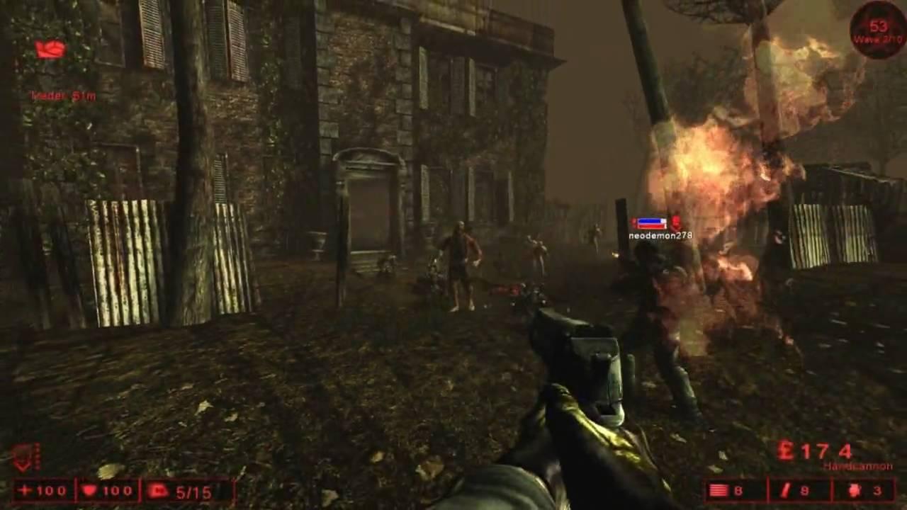 Nuevo parche de contenido Killing Floor 2 mapa The Manor Maxresdefault