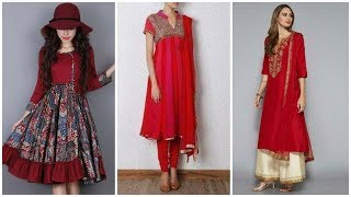 red dresses collection/beautiful dresses