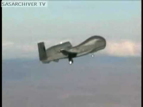 Global Hawk Uav Mq4 video
