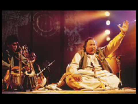 Tere Main Ishq Nay Nachaeya By Nusrat fatah ali khan Part 1
