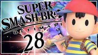 FAST Mario Galaxy Map.../ Super Smash Bros Ultimate👊 Part 28 [Spirit-Mode]