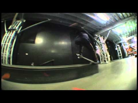 Kevin Tierney Midtown Footage from Quartersnacks Christmas 2010