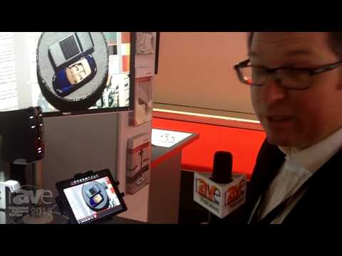 ISE 2015: WolfVision Exhibits VZ-8plus Desktop Visualizer