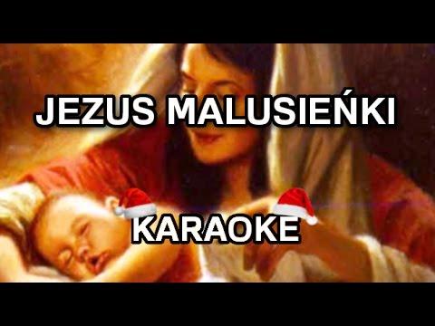 Kolędy - Jezus Malusieńki [karaoke/instrumental] - Polinstrumentalista