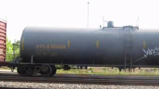 Railfanning NS Atlanta South District & CSX Atlanta Terminal Subdivision 6/4/13