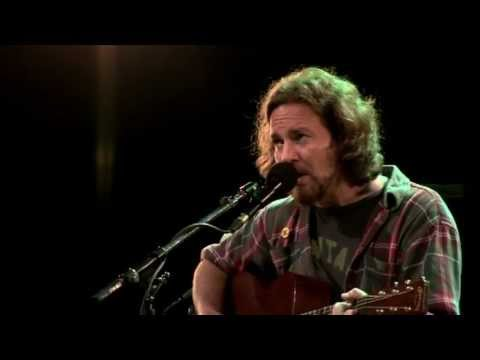Eddie Vedder - Society (Water on The Road)