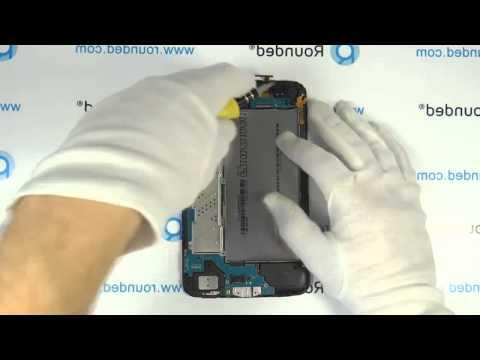 Como arreglar/abrir Samsung Galaxy Tab 3 REVERSA.