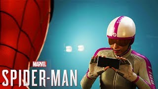 """SPIDER-MAN PS4 """"INTERNET FAMOUS """" Side Mission Gameplay Walkthrough No Commentary"""