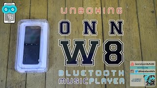 Download Lagu Unboxing ONN W8 - Bluetooth Hi-Fi Music Player Gratis STAFABAND