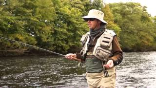 Autumn Fly Fishing Tactics