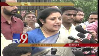 Jr NTR, Harikrishna and Purandeswari pay tribute to Sr NTR - TV9