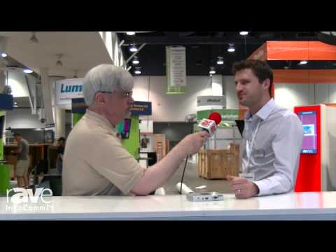 InfoComm 2014:Joel Rollins Interviews George Preston of SpinetiX