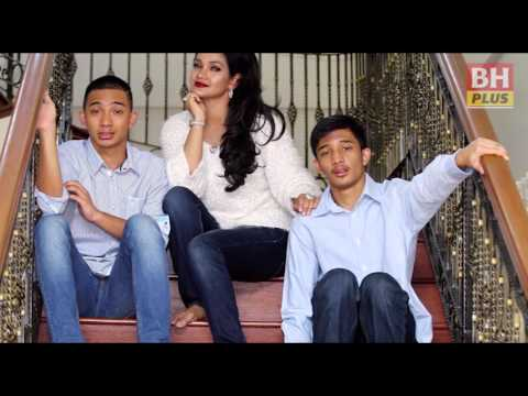 Zarina Zainuddin tabah besarkan kembar autisme