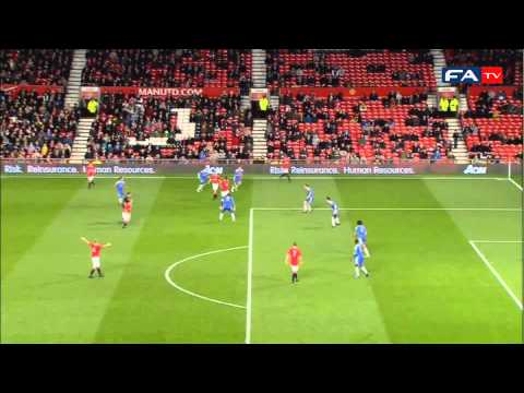 Manchester United 1-2 Chelsea | Affane and Feruz great goals & full highlights | FA Youth Cup