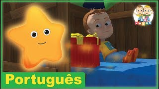 Estrela, minha... - Canção de Natal | Canções Creche Pré-Escolar | BBtwins