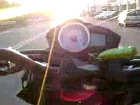 acceleration  kawasaki z750