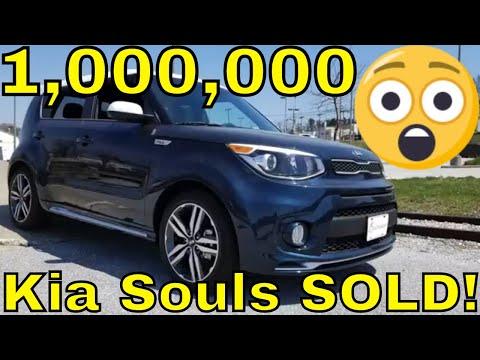 2018 Kia Soul 1 Million SOLD edition!