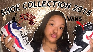 MY SHOE COLLECTION 2018!!!