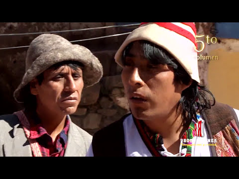 3 - Cholo Juanito y Richard Douglas : 5to Volumen OFICIAL 2012