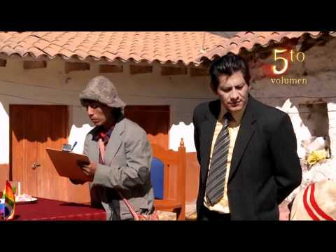 3 - Cholo Juanito y Richard Douglas : 5to Volumen OFICIAL