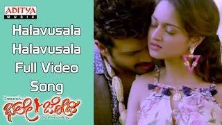 Halavusala Halavusala Full Video Song || Bale Jodi Kannada Movie Video Songs || Sumanth, Saanvi
