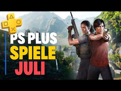 🔥 PS Plus im Juli 2021: VOLLSTÄNDIGES Line-Up geleakt?! 😱🤫 (PlayStation Plus Leaks)