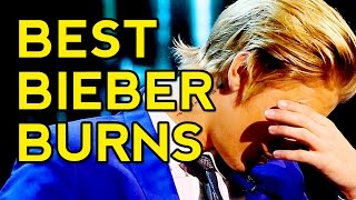 Justin Bieber Roast Highlights - WORST INSULTS & BEST JOKES