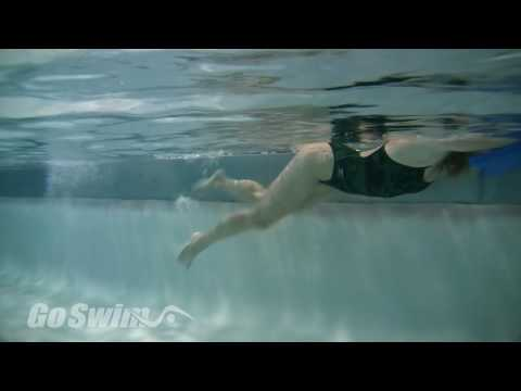 Swimming - Freestyle - Flutter-kick Basics video
