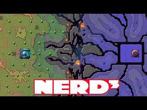 Nerd³ Recommends Creeper World 3 - Man Vs Evil Liquid