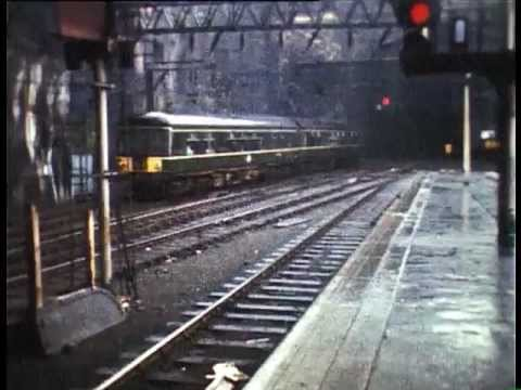 British Railways Diesel & Electric 1960's Liverpool to Carnforth