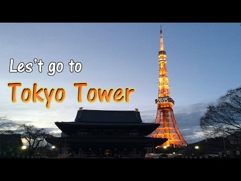 Let's go to Tokyo Tower - Part 1