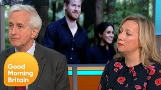 Harry and Meghan Reportedly Moving to Africa to Enhance Charity Work | Good Morning Britain