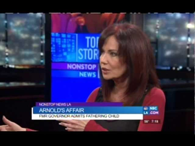 Arnold Schwarzenegger's Ultimate Betrayal  - Dr. Sheri Meyers on NBC