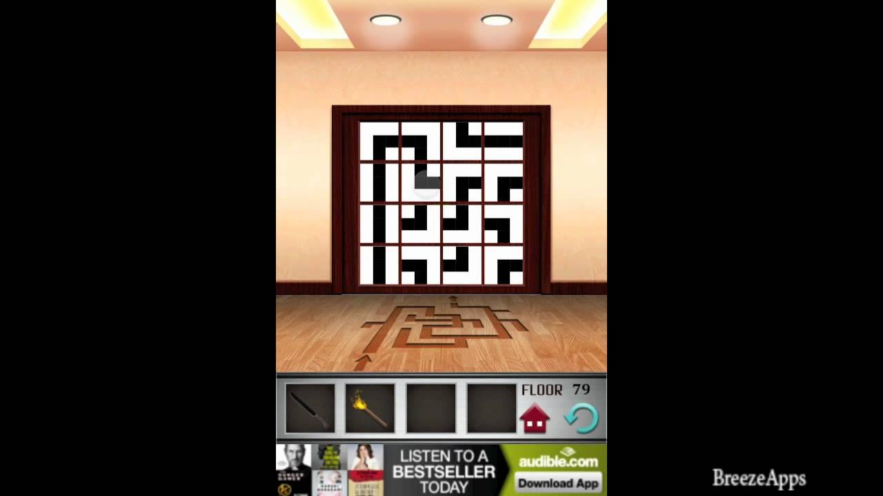 100 floors level 79 walkthrough 100 floors solution for 100 floors floor 79