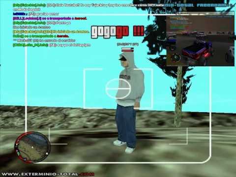 ..::Exterminio-Total::.. Freeroam Ragdoll con DIPY