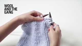 How To Knit A Left-Leaning Decrease