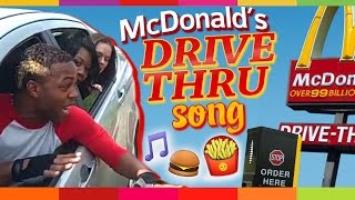 McDonalds Drive Thru Song by Todrick Hall Follow @toddyrockstar on Instagram!