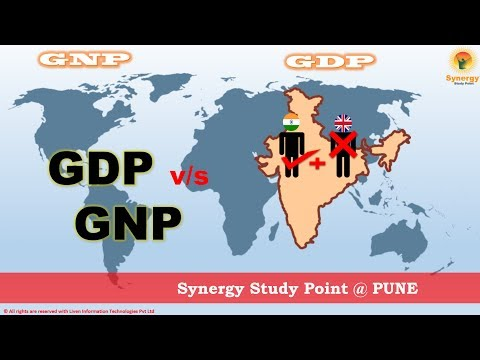 difference between gdp gnp and nnp Net national product (nnp) refers to gross national product (gnp), ie the total market value of all final goods and services produced by the factors of production of a country or other polity during a given time period, minus depreciation.