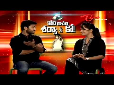 Chit Chat with Sharwanand - 'Ko Ante Koti' Special - 02
