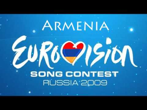 Inga & Anush - Nor Par Eurovision 2009 HQ Surround Sound + Lyrics Final Version klip izle
