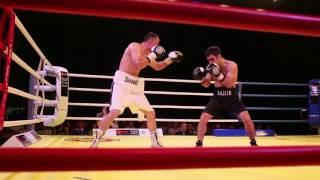 Профессиональный бокс. Сахиб Усаров против Жендоса Жетписбаева