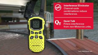Motorola Talkabout MS350 Two Way Radio
