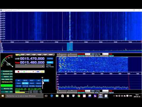 Adventist World Radio on Soft66RTL SDR  from South Africa Relay Shortwave