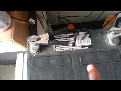 How to bring a dead lead acid battery back to life