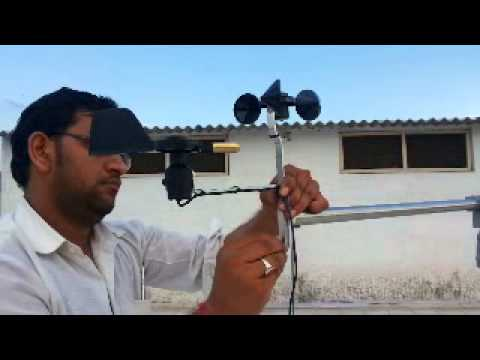 Automatic Weather Station-Installation Video