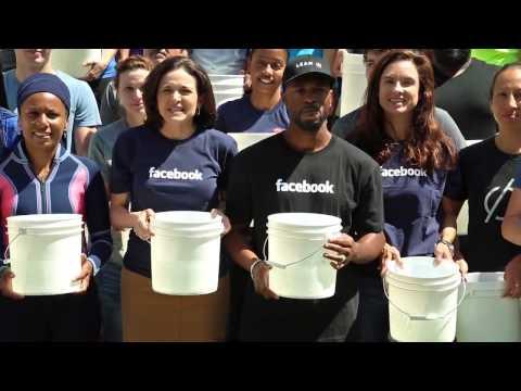 Sheryl Sandberg Ice Bucket Challenge