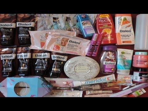 Xxxl Aufgebrauchte Produkte April 2014 & Was Wird Nachgekauft? :) video