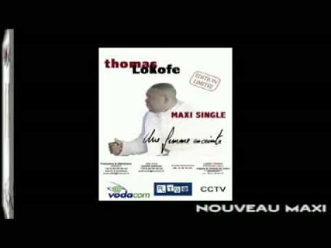 THOMAS LOKOFE» UNE FEMME ENCEINTE» MAXI SINGLE