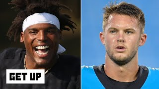 Cam Newton will replace Kyle Allen and get an extension with the Panthers - Dan Graziano | Get Up