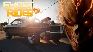 GHOST RIDER HELL CHARGER on agents of shield